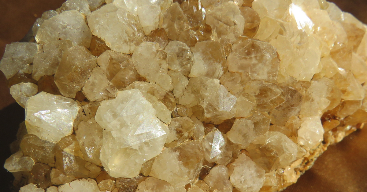 Welsh Golden Quartz